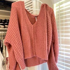 Free People Sweater 🤍